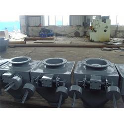 明通电力、聊城不锈钢球形锁气器 74DD球形锁气器厂家图片