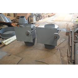 LD2000钢制斜板式锁气器、山西斜板式锁气器、明通厂家直销图片