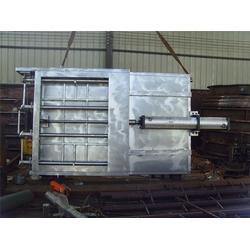 沈阳生产1000*1800插板式隔绝门低、明通电力(图)图片