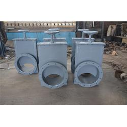 抚顺N200钢制耐磨对开式双芯可调缩孔厂家,明通电力图片