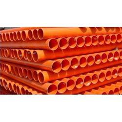 安徽pvc电力管,雄展塑胶,pvc电力管道图片