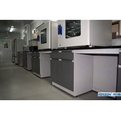 淄博化验操作台、科臻实验室设备(在线咨询)、食品化验操作台图片