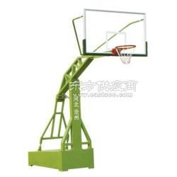 移动折叠升降篮球架厂家室内室外均可使用图片
