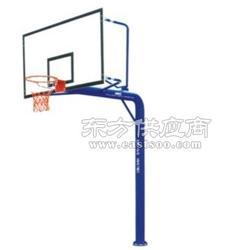 庆阳地埋圆管篮球架哪个供应商质量好多少钱图片