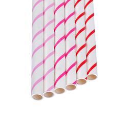 厂家直销一次性环保纸吸管-深圳普丰纸管(在线咨询)图片