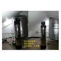 活性炭过滤器生产、蓝康水处理设备、河北活性炭过滤器图片