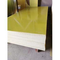 黄色环氧板 黄料环氧板图片