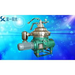 乳品分离碟式离心机哪家更专业、碟式离心机、广州富一离心机图片