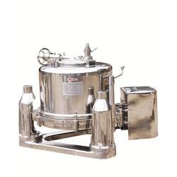 广州富一分离机-自动刮刀式离心机-自动刮刀式离心机特点图片