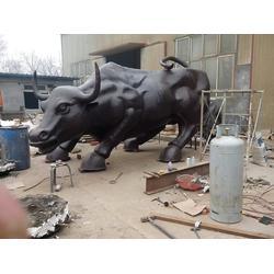 昌盛铜雕,华尔街铜牛雕塑,华尔街铜牛图片