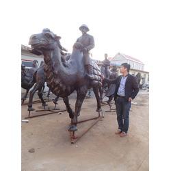 昌盛铜雕(图)-铜骆驼雕塑铸造-铜骆驼雕塑图片