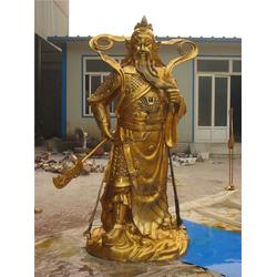 铜关公、铜关公、昌盛铜雕(查看)图片