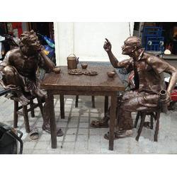 人物雕塑-昌盛铜雕-人物雕塑图片