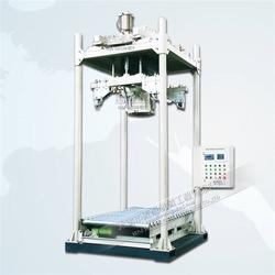 塑料颗粒包装机报价,仓库塑料颗粒包装机,无锡麦杰机械工程图片