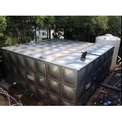 成本价出售低温保温水箱、316保温水箱加工厂图片