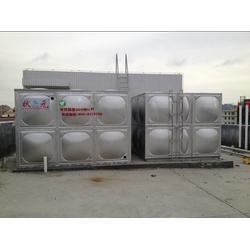 保温水箱、状元不锈钢水塔、304保温水箱图片