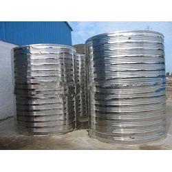不锈钢保温水箱_直供状元不锈钢水塔 水箱_保温水箱图片