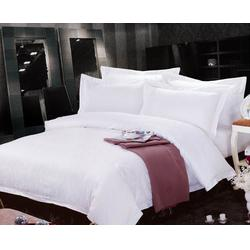 酒店床上用品三件套_床上用品_益盟纺织用品(查看)图片