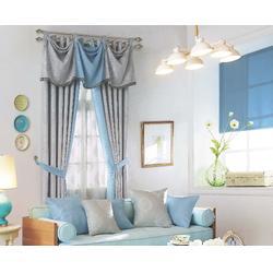 阳台卧室窗帘公司,益盟纺织用品(在线咨询),阳台卧室窗帘图片