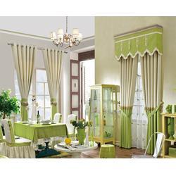 现代客厅窗帘厂家、益盟纺织用品(在线咨询)、深圳现代客厅窗帘图片