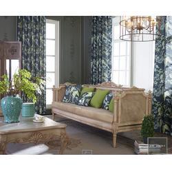 卧室阳台窗帘定做,益盟纺织用品(在线咨询),广州卧室阳台窗帘图片