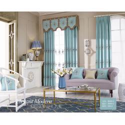 新型窗帘_生产新型窗帘_益盟纺织用品(查看)图片