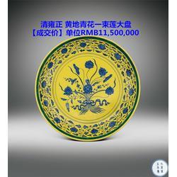 高古陶瓷底座_高古陶瓷_汉代青釉拍卖会图片