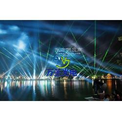 喷泉激光灯-喷泉激光秀-音乐喷泉激光灯-万圣光电科技图图片