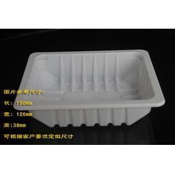 烧鸡塑料包装盒、诸城万瑞塑胶、泰安烧鸡塑料包装盒图片