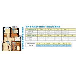 利津家用中央空调-格力-家用中央空调多少钱图片
