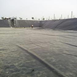 儒風土工-資陽區覆蓋膜-1.5mm垃圾場覆蓋膜圖片