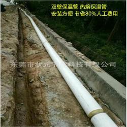 状元、空气能保温、广州空气能保温管厂家图片