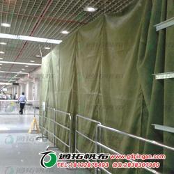 耐磨耐用涂塑布防水防尘有机布生产厂家图片