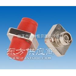 FC/UPC方形光纤连接器,适配器,耦合器图片