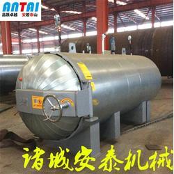 硫化罐_诸城安泰机械_巨型硫化罐图片