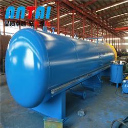 诸城安泰机械(图)-橡胶木浸渍罐供应厂-巴中橡胶木浸渍罐图片