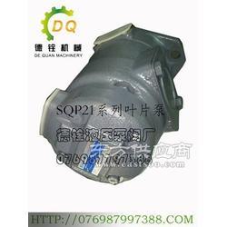 Tokimec东京计器双联叶※片泵sqp21-21-14-1dd-18图片