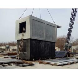 水泥房生产、建业模具(在线咨询)、水泥房图片