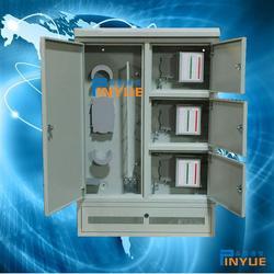 144芯三网光纤分纤箱新品详细介绍图片