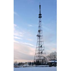 通讯铁塔生产厂家 通信铁塔制造厂家 高邮科锐德照明图片