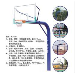 阳江量产篮球架_飞将体育_量产篮球架多少钱图片