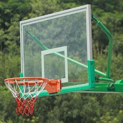 户外篮球架直销,海珠区户外篮球架,飞将体育(查看)图片