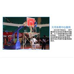 埋地式篮球架-飞将体育(在线咨询)萝岗区埋地式篮球架图片