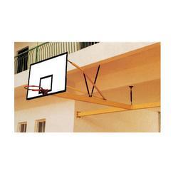 东丽区固定篮球架_美凯龙文体质高价廉_固定篮球架多少钱图片