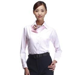 宝安衬衫定制、诗洛衣、观澜新款职业衬衫定制图片