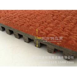 标准预制型橡胶跑道 塑胶跑道材料图片
