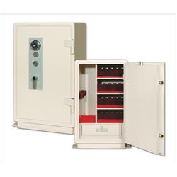 铁皮保险柜、泽信钢木制品、保险柜图片