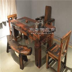 船木家具电磁炉茶台,乌金石、磨玉石电磁炉茶台,家庭实用客厅常用茶台图片