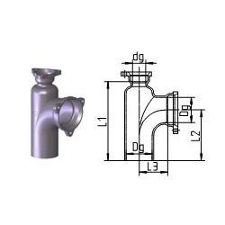 苏州泫通管道、太仓铸铁排水管、铸铁排水管图片