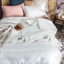 鸿巢梦床上用品 酒店被子-攀枝花被子图片